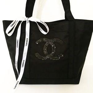 ChaneI tote bag vip gift bag new